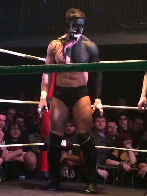 Prince Devitt Venom